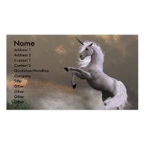 unicorn, horses, mare, stallion, equine, equus, steed, animals, mammal, mount, wild, herd, beast, beautiful, beauty, foal, charger, buck, livestock, horsepower, colt, filly, gelding, bronco, courser, prancer, fawn, fable, creature, horn, myth, mythology, stag, doe, fantasy, fairytale, tale, unicorns, Business Card with custom graphic design