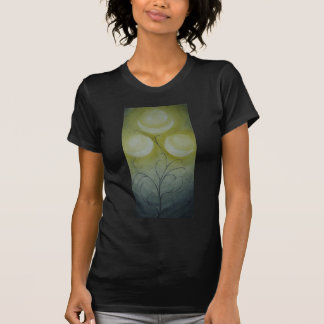 rare earth moons on a shirt
