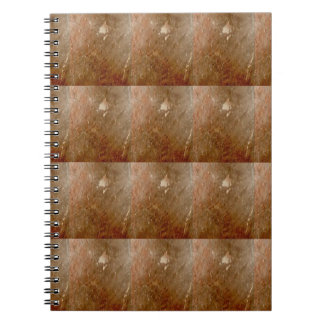 Rare Earth samples TEMPLATE add TEXT IMAGE GIFTS Spiral Notebook