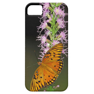 Rare Fritillary Butterfly on Blazingstar Flower iPhone SE/5/5s Case