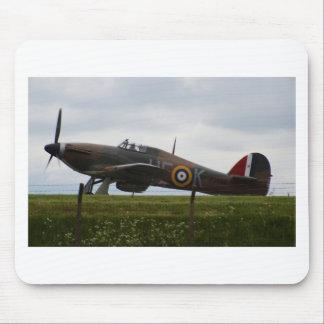 Rare Hawker Hurricane Mouse Pad