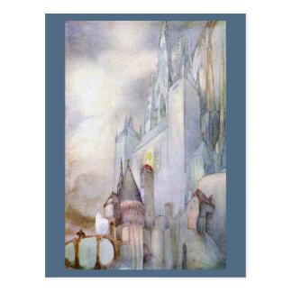 Rare Illustration 1912 Vintage Fantasy Postcard