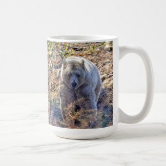 Rare Kermode Bear (Spirit Bear) Wildlife Photo Classic White Coffee Mug