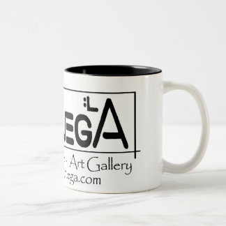 Rare La Noruega Art Gallery mug