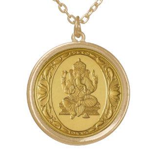 RARE LORD GANESH COIN LOCKET