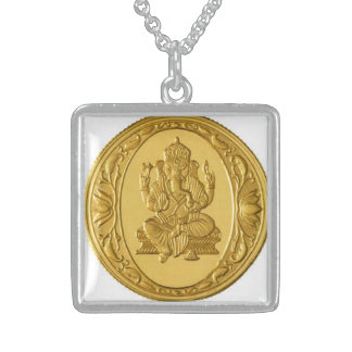 RARE LORD GANESH COIN LOCKET