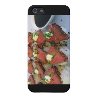 Rare Meat On Sushi Rice Gifts Collectibles iPhone 5 Covers