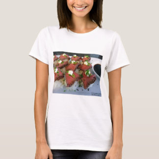 Rare Meat On Sushi Rice Gifts Tees Collectibles