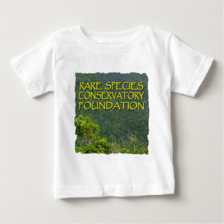 Rare Species Conservatory Foundation Baby T-Shirt
