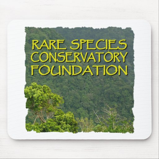 Rare Species Conservatory Foundation Mouse Pad
