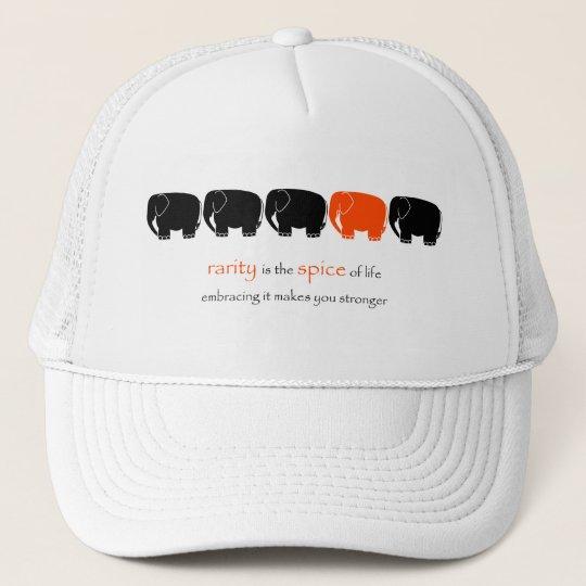 Rare Spice Elephant Trucker Hat