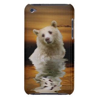 Rare Spirit Bear Wildlife Photo Art Barely There iPod Cover