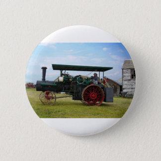 rare Steam Tractor Button