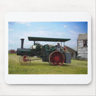 rare Steam Tractor Mouse Pad
