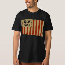 Rare United States Revenue Cutter Service Flag T-Shirt