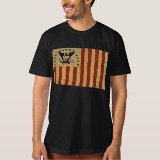 Rare United States Revenue Cutter Service Flag T-Shirt