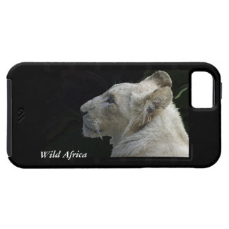 Rare White Lion Wild Cat Lion-Lover iPhone Case