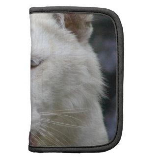 Rare White Tiger  Wallet Folio Organizer