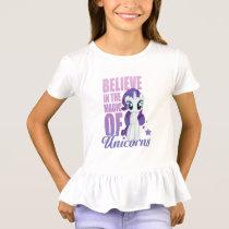Rarity | Believe In The Magic Of Unicorns T-Shirt