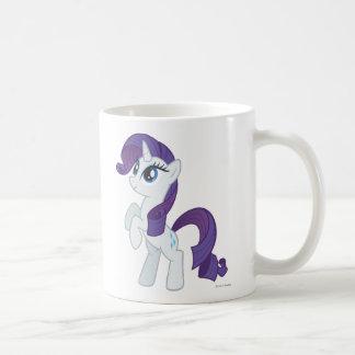 Rarity Classic White Coffee Mug