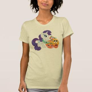 Rarity Painting Pumpkins Shirts