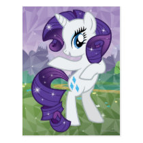 Rarity Postcard