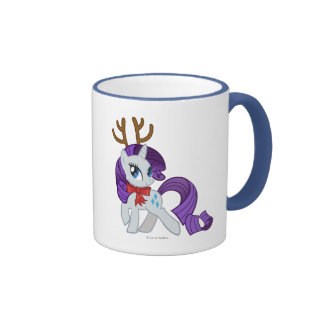 Rarity Reindeer Coffee Mug