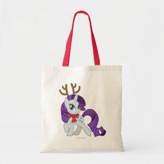 Rarity Reindeer Tote Bag