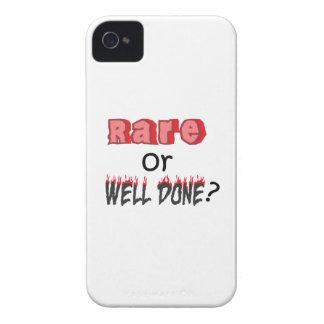 RARO O BIEN HECHA iPhone 4 Case-Mate PROTECTOR