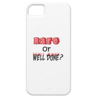 RARO O BIEN HECHA iPhone 5 FUNDA