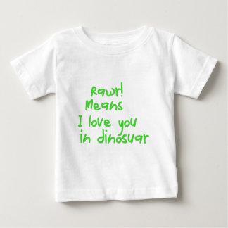 rarw baby T-Shirt