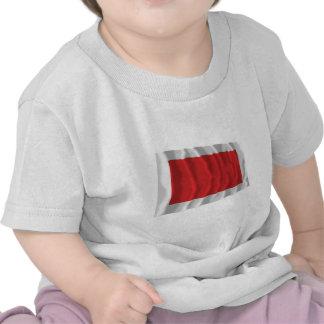 Ras al-Khaimah Waving Flag T Shirts