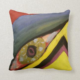 Ra's Eye American MoJo Pillow