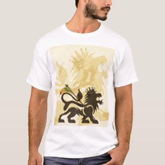 Ras Lion Tan T-Shirt
