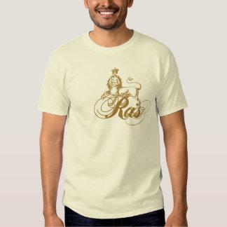 Ras - rey de reyes playera