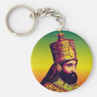Ras Tafari Key Chain