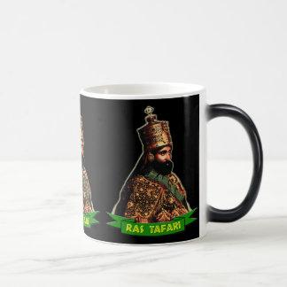 Ras Tafari 11 Oz Magic Heat Color-Changing Coffee Mug