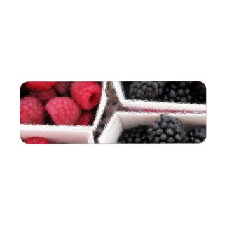 Rasberries y zarzamoras