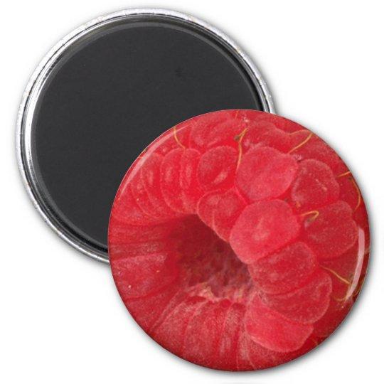 rasberry 2 inch round magnet