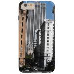 Rascacielos céntricos de Los Ángeles Funda De iPhone 6 Plus Tough