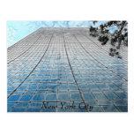 Rascacielos de New York City - modificado para req Tarjetas Postales