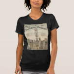 Rascacielos de Philadelphia Camisetas
