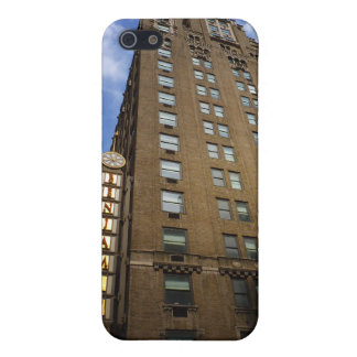 Rascacielos del Midtown del hotel de Benjamin, New iPhone 5 Carcasa