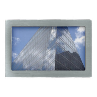 Rascacielos/edificio de Londres Hebilla Cinturón Rectangular