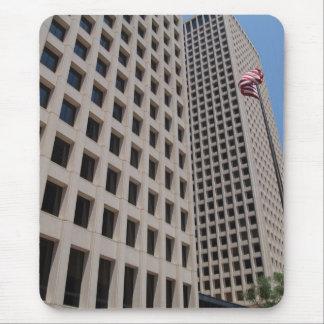 Rascacielos en Houston Mousepad