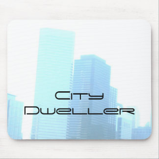 Rascacielos Mousepad