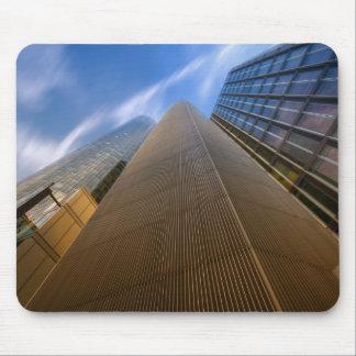 Rascacielos Mousepad de Francfort