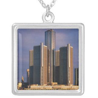 Rascacielos por el agua en Detroit 3 Joyeria