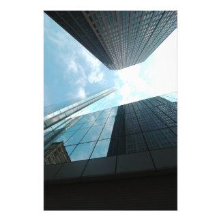 Rascacielos reflectores fotografias