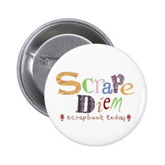 Rascado Diem (Scrapbooking) Pin